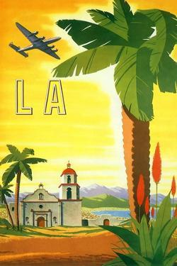 La Palm Tree