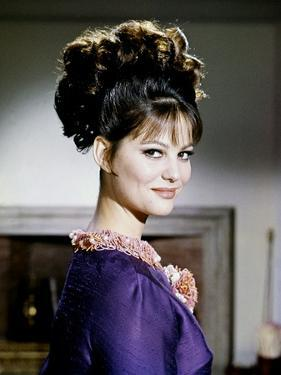 La Panthere Rose THE PINK PANTHER by BlakeEdwards with Claudia Cardinale, 1963 (photo)