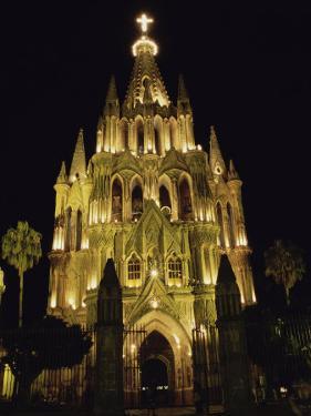 La Parroquia Church, San Miguel de Allende, Mexico