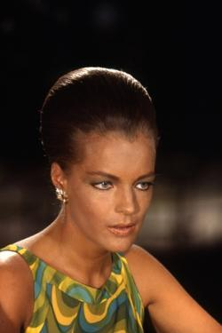 La Piscine by Jacques Deray with Romy Schneider, 1969 (photo)