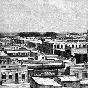 La Plata, Buenos Aires, Argentina, 1895