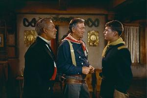 La Prisonniere du Desert THE SEARCHERS by JohnFord with Samuel Johnson Clayton, John Wayne and Patr