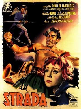 La Strada, 1954