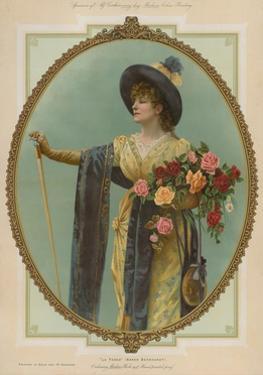 La Tosca, Sarah Bernhardt
