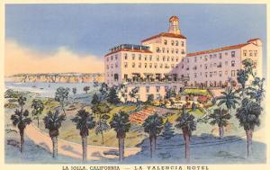 La Valencia Hotel, La Jolla, California