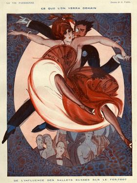 La Vie Parisienne, 1920, France