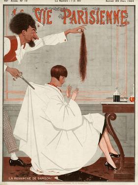 La Vie Parisienne, 1924, France