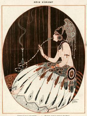 La Vie Parisienne, A Vallee, 1918, France