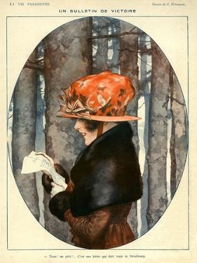 La Vie Parisienne, C Herouard, 1918, France