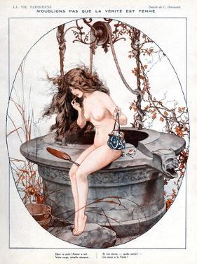 La Vie Parisienne, C Herouard, 1920, France