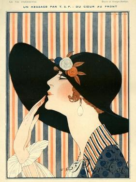 La Vie Parisienne, G Barbier, 1918, France
