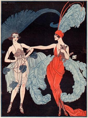 La Vie Parisienne, G Barbier, 1918, France