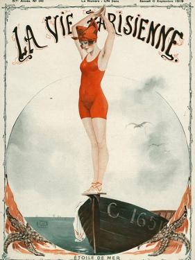 La Vie Parisienne, Georges Leonnec, 1919, France