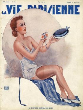 La Vie Parisienne, Georges Leonnec, 1937, USA