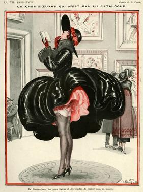 La Vie Parisienne, Georges Pavis, 1922, France