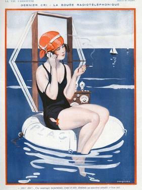 La Vie Parisienne, Jaques, 1923, France