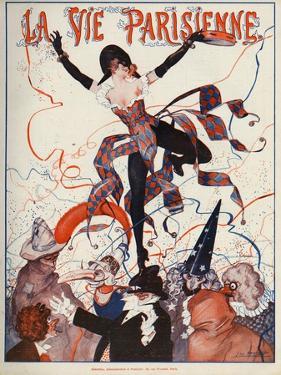 La Vie Parisienne, Leo Pontan, 1922, France