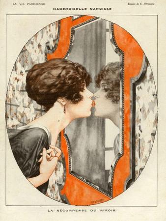 La Vie Parisienne, Magazine Plate, France, 1919