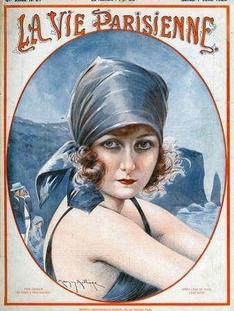 La vie Parisienne, Maurice Milliere, 1923, France