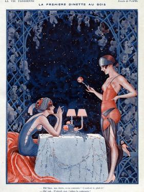 La Vie Parisienne, Vald'es, 1923, France