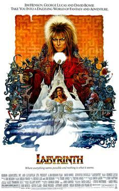 Labyrinth, David Bowie, Jennifer Connelly, 1986