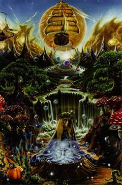 Labyrinth Falls