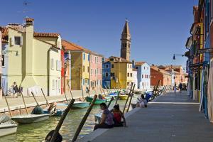 Burano, Venice by lachris77