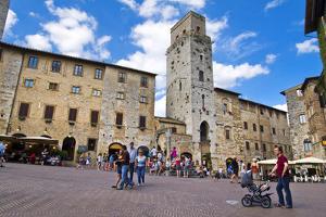 San Gimignano by lachris77
