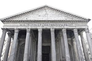 The Pantheon in Rome by lachris77