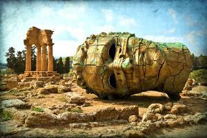 Valle Dei Templi, Agrigento, Sicily by lachris77