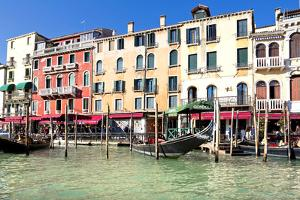 Venice, Italy, Grand Canal by lachris77