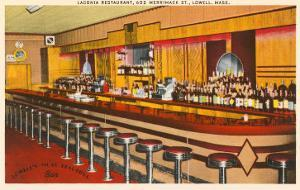 Laconia Restaurant and Cocktail Lounge, Lowell, Massachusetts