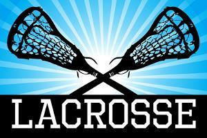 Lacrosse Blue Sports
