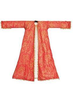 Ladies' Anteri Robe