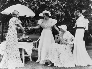 Ladies' Garden Party, 1934