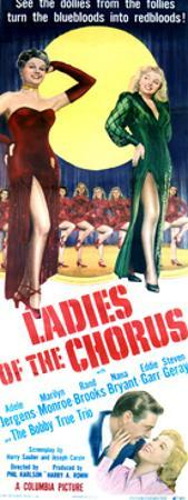Ladies of the Chorus - Movie Poster Reproduction