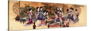 Ladies Playing Game