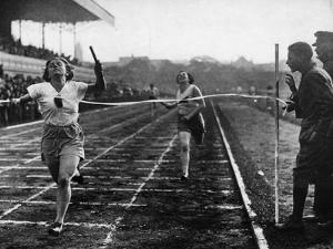 Ladies Relay, Berlin, C.1926