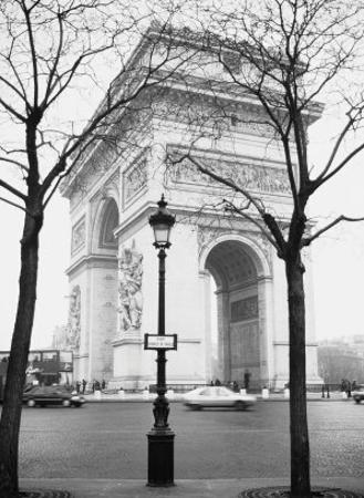Place Charles de Gaulle by Ladislav Janicek