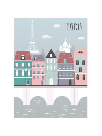 Paris City. by Ladoga