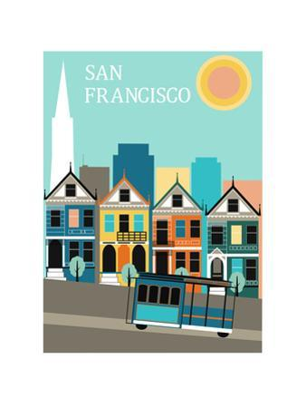 San Francisco California. by Ladoga