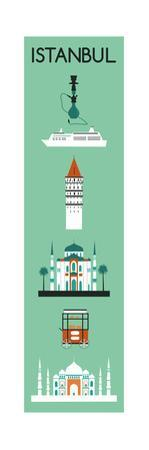 Symbols of Istanbul. by Ladoga
