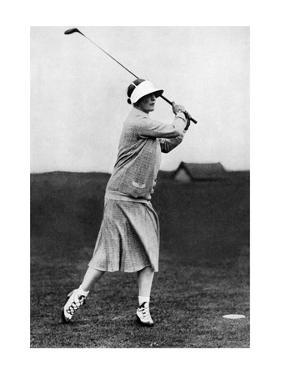 Lady Astor, The American Golfer January 1931