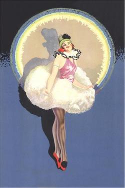 Lady Circus Performer