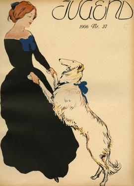 Lady Dance with Dog