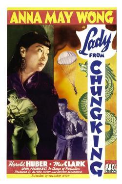 Lady from Chungking, Anna May Wong, 1942
