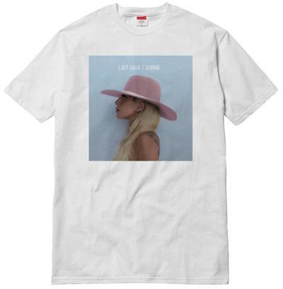 Lady Gaga - Joanne Album Cover