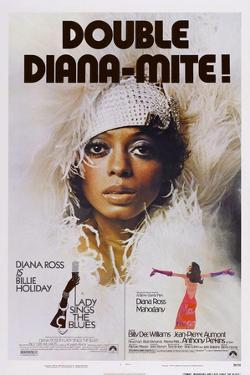 Lady Sings the Blues, Diana Ross, 1972; Double Bill; Mahoggany, Diana Ross, 1975
