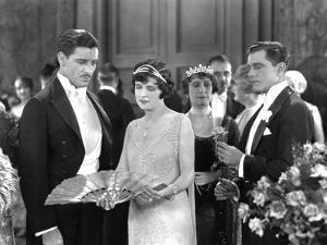 Lady Windermere's Fan, Ronald Colman, May McAvoy, Carrie Daumery, Bert Lytell, 1925