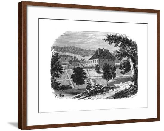 Lafarge Home Glandier--Framed Giclee Print